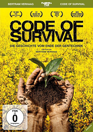 "Filmplakat ""Code of Survival"""